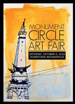 Monument Circle Art Fair 2018