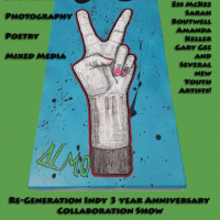 Three-Year Anniversary of Re-Generation Indy