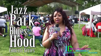 Jazz in The Park/Blues in The Hood