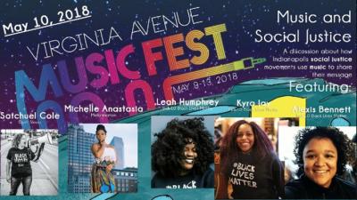 Virginia Avenue Music Festival Music and Social Ju...