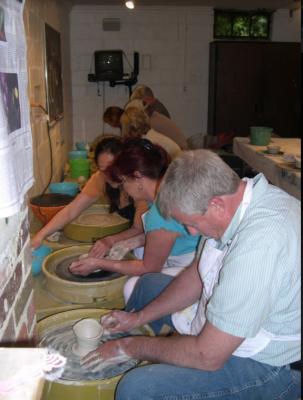 Beginning/Intermediate Ceramics Classes