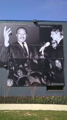 Martin Luther King Jr and Robert F. Kennedy Mural ...