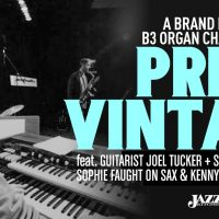Prime Vintage featuring Steve Snyder, Joel Tucker, Kenny Phelps, Sophie Faught at The Jazz Kitchen