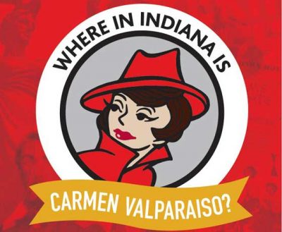 Where in Indiana is Carmen Valparaiso?