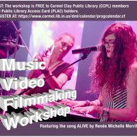 FREE Music Video Filmmaking Workshop