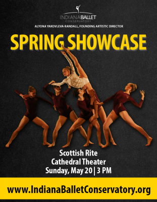 Indiana Ballet Conservatory presents 2018 Spring Showcase