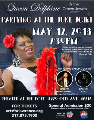 Queen Delphine: Partying at the Juke Joint