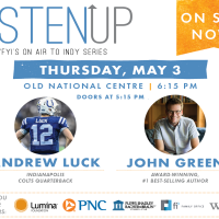WFYI Listen Up: The Great American Read with Andrew Luck and John Green