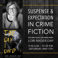 Suspense and Expectation in Crime Fiction with Lori Rader-Day