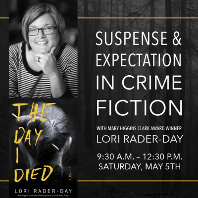 Suspense and Expectation in Crime Fiction with Lor...