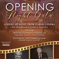 Indianapolis Symphony Orchestra Opening Night Gala
