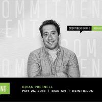 Creative Mornings: Brian Presnell