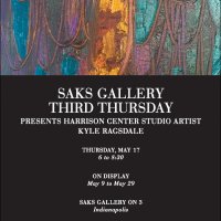 Saks Gallery Third Thursday: Kyle Ragsdale
