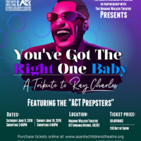 """YOU GOT THE RIGHT ONE BABY"" - A Tribute to Ray Charles"