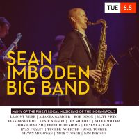 Sean Imboden Big Band at The Jazz Kitchen