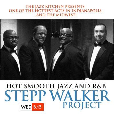 Stepp Walke Project at The Jazz Kitchen