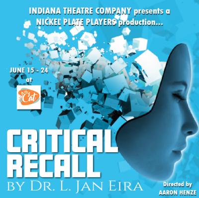 """CRITICAL RECALL (A Psychological """"Sci-fi"""" Theatre ..."""