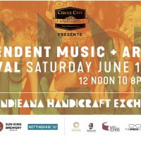 The 17th Annual Independent Music + Art Festival, Saturday, June 16, noon to 8pm