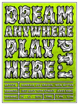 Dream Anywhere, Play Here Pt. 1