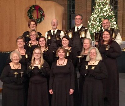"""Ringing Through the Decades"" with Joyful Sound Community Handbell Choir"