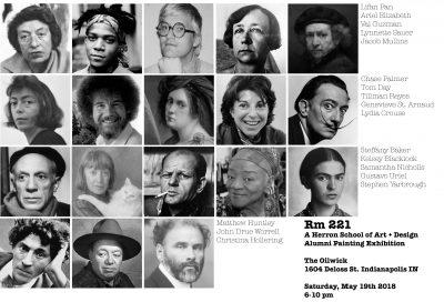 Room 221 - Exhibition