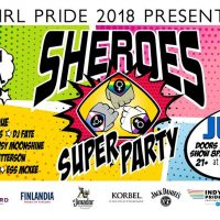 Girl Pride presents: Indy Sheroes