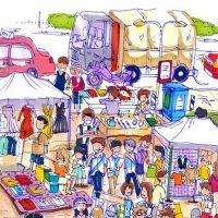 Red Line Craft Fair