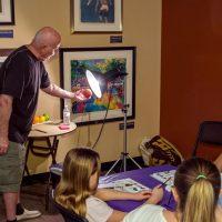 Visiting Artist Program