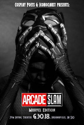 Arcade Slam: Marvel Edition