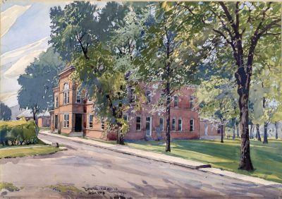 Painting for Preservation at Central State Hospital