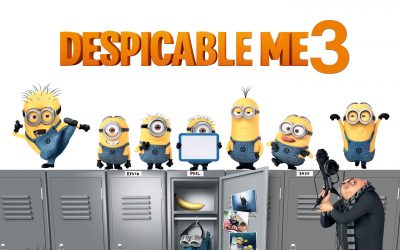 Movies in the Park: Despicable Me 3