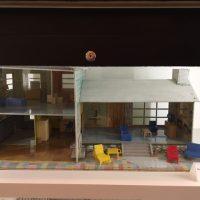 Tin Dollhouses Exhibit