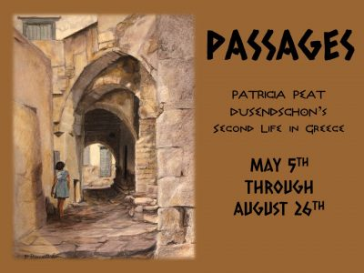 Passages: Patricia Peat Dusendschon's Second Life in Greece