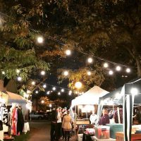 Lockerbie Night Market + Beer Garden