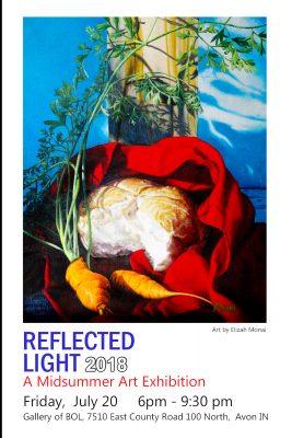Reflected Light 2018 A Midsummer Art Exhibition