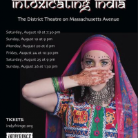Gregory Hancock Dance Theatre presents... Intoxicating India