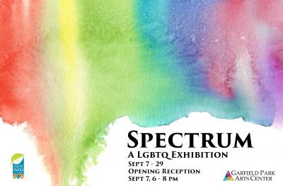 Call For Artists: Spectrum