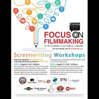 FREE SCREENWRITERS' WORKSHOP!