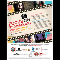 CARMEL FILM FORUM: FOCUS ON FILMMAKING 