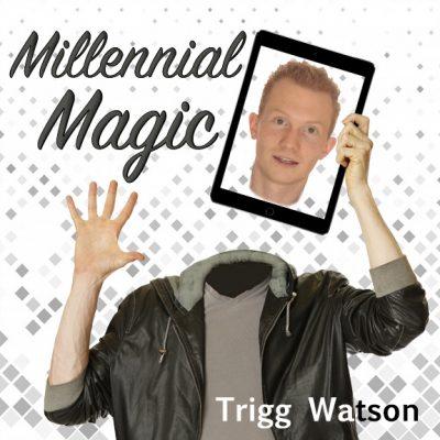 Millennial Magic featuring magician Trigg Watson