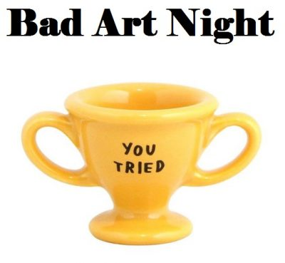 Bad Art Night at GPAC