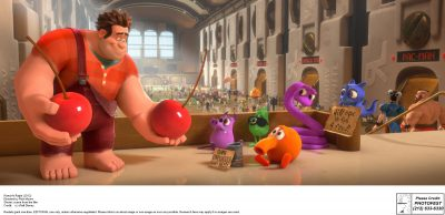 Cereal Cinema: Wreck-It Ralph