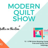 Quilts on the Line - 2018 Indy Modern Quilt Guild ...