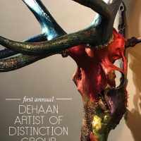 First Annual DeHaan Artist of Distinction Award Group Exhibition