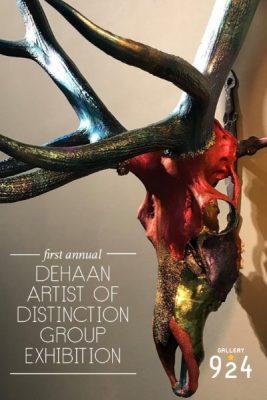 First Annual DeHaan Artist of Distinction Award Group Exhibition