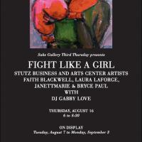 Saks Third Thursday: Fight Like A Girl