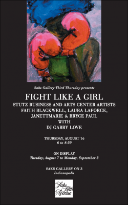 Saks Third Thursday: Fight Like A Girl