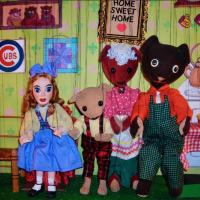 "Goldilocks and the Three Bears"""