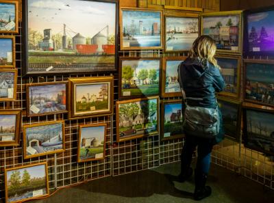 GPAC Seeks Artists for 11th Annual Autumn Art Fair