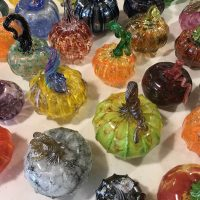 Bloomington Creative Glass Center Grand Opening and Glass Pumpkin Preview